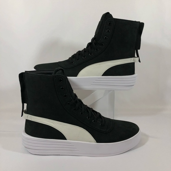 Puma XO Parallel Black White The Weeknd 365039 05